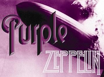 Purple Zeppelin picture