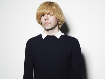 Tim Burgess, The Pheromoans, Tear picture