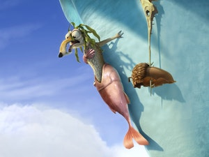Film promo picture: Ice Age 4: Continental Drift