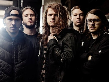 We Are Stronger Than Before UK Tour 2018: Miss May I picture