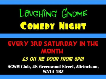 Laughing Gnome Comedy: Tony Cowards picture
