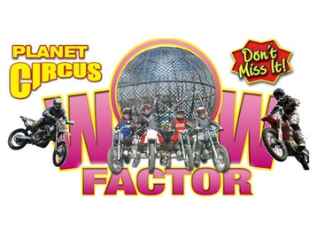New 2013 Production: Planet Circus picture