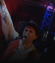 The Robin Bibi Band artist photo