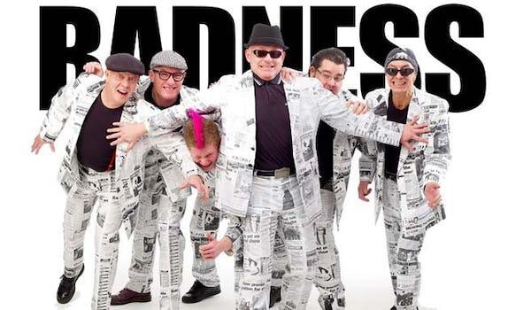 Badness Tour Dates