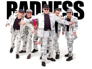 Madness Tribute Show : Badness picture