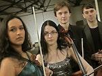 Ligeti Quartet artist photo