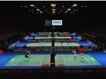Yonex All England Open Badminton Championships picture