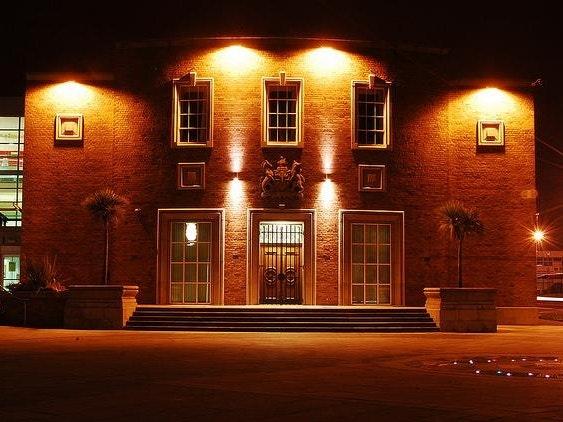 Ellesmere Port Civic Hall Events