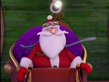 Sleigh Ride 4D picture