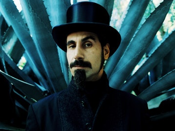 Serj Tankian artist photo