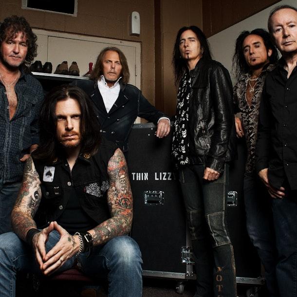 Thin Lizzy Tour Dates