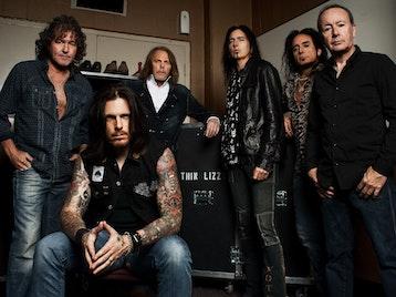 Thin Lizzy artist photo