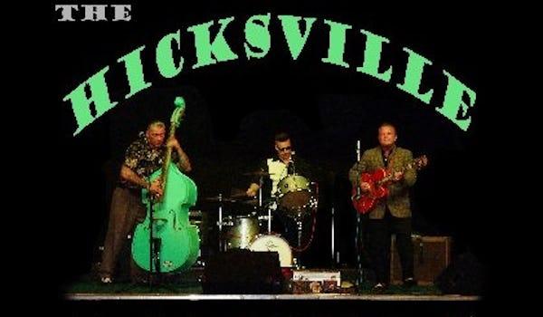 The Hicksville Bombers Tour Dates
