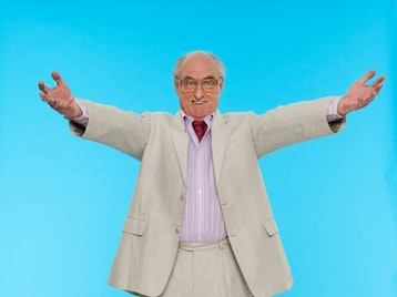 An Evening With Henry Blofeld: TMS And All That: Henry Blofeld picture