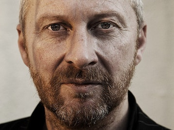 Colin Vearncombe (aka Black) artist photo