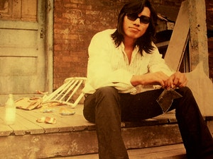Film promo picture: Searching For Sugar Man