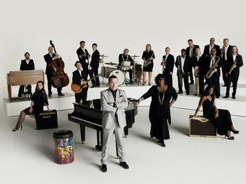Jools Holland & His Rhythm And Blues Orchestra, José Feliciano, RJ Thompson picture