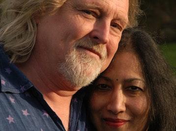 Robin & Bina Williamson artist photo