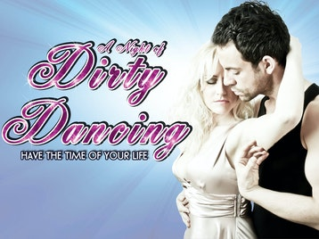 A Night Of Dirty Dancing: Louise Kenny + Paul Doody picture