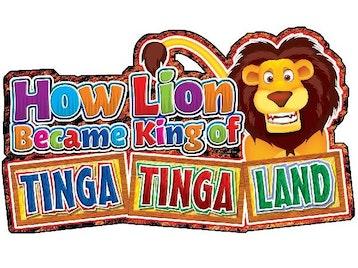 How Lion Became King Of Tinga Tinga land picture