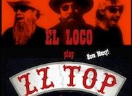 EL LOCO play ZZ TOP artist photo