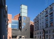 The MAC (Metropolitan Arts Centre) artist photo