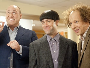 Film promo picture: The Three Stooges