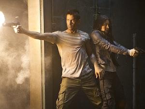 Film promo picture: Total Recall (2012)