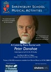 Flyer thumbnail for Piano Recital: Peter Donohoe