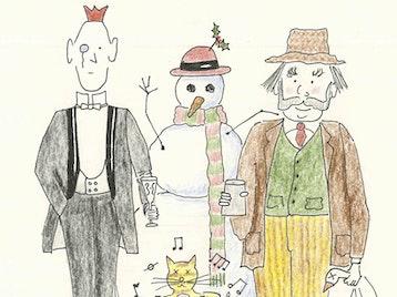 Edwardian Christmas Party: Havant Light Opera picture