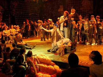 Adult Theatre Workshops - Community Chorus: Chickenshed picture