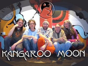 Kangaroo Moon artist photo
