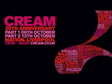 Cream's 20th Anniversary - Part 2: Fatboy Slim + Carl Cox + John Digweed + Jemmy + Paul Oakenfold + Pete Tong + Paul Bleasdale + Gareth Wyn + K-Klass + Andy Carroll + Andy Mac + Anthony Probyn picture