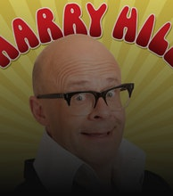 Harry Hill artist photo