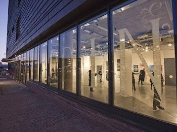 Peninsula Arts Gallery venue photo