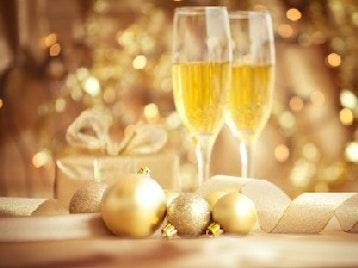 De-luxe Christmas Dinner Disco picture