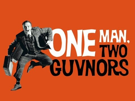 One Man Two Guvnors Tour Dates