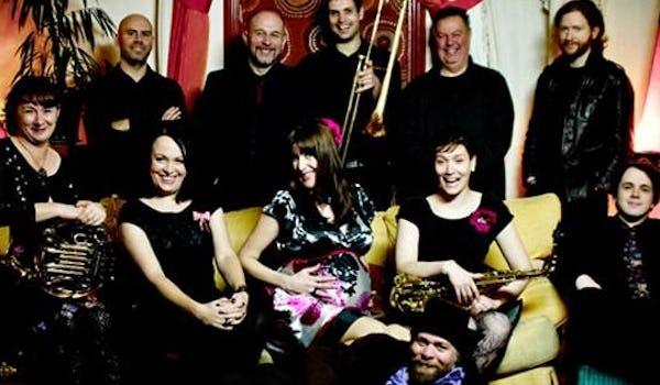 Orchestre Ruffanti, Sieben, Garforth & Myers, The Silver Darlings, Rita Payne, Tandem