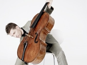 The Sacred Cello: Matthew Barley picture