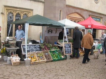 Ashton Court Christmas Food and Craft Fayre picture