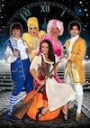 Flyer thumbnail for Cinderella: Jennifer Metcalfe, Keith Jack, Steve Walls, Blue Genie