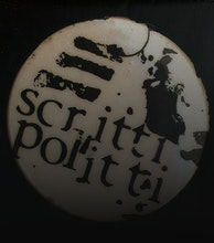 Scritti Politti artist photo
