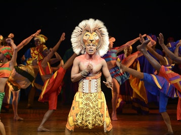 The Lion King (Touring) picture