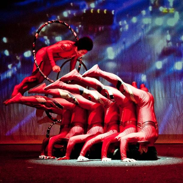 Cirque du Ciel Tour Dates