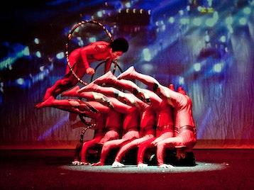 Cirque du Ciel artist photo