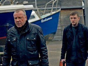 Film promo picture: The Sweeney