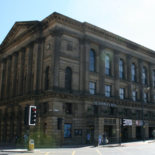 St George's Hall Events