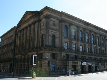 St George's Hall picture