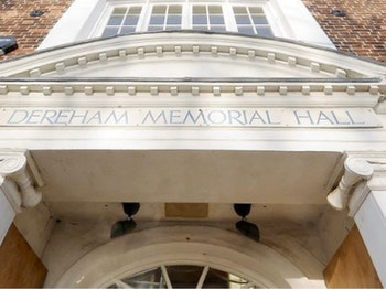 Dereham Memorial Hall venue photo