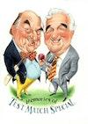 Flyer thumbnail for Blofeld & Baxter - Memories Of Test Match Special: Henry Blofeld, Peter Baxter